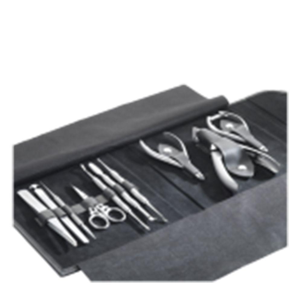מזודת כלי עבודה מהודרת לפדיקור ומניקור